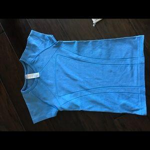 Ivivva Fly tech nylon short sleeve